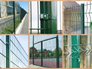 Забор из 3D сетки Озёрск цена от 1115 руб.